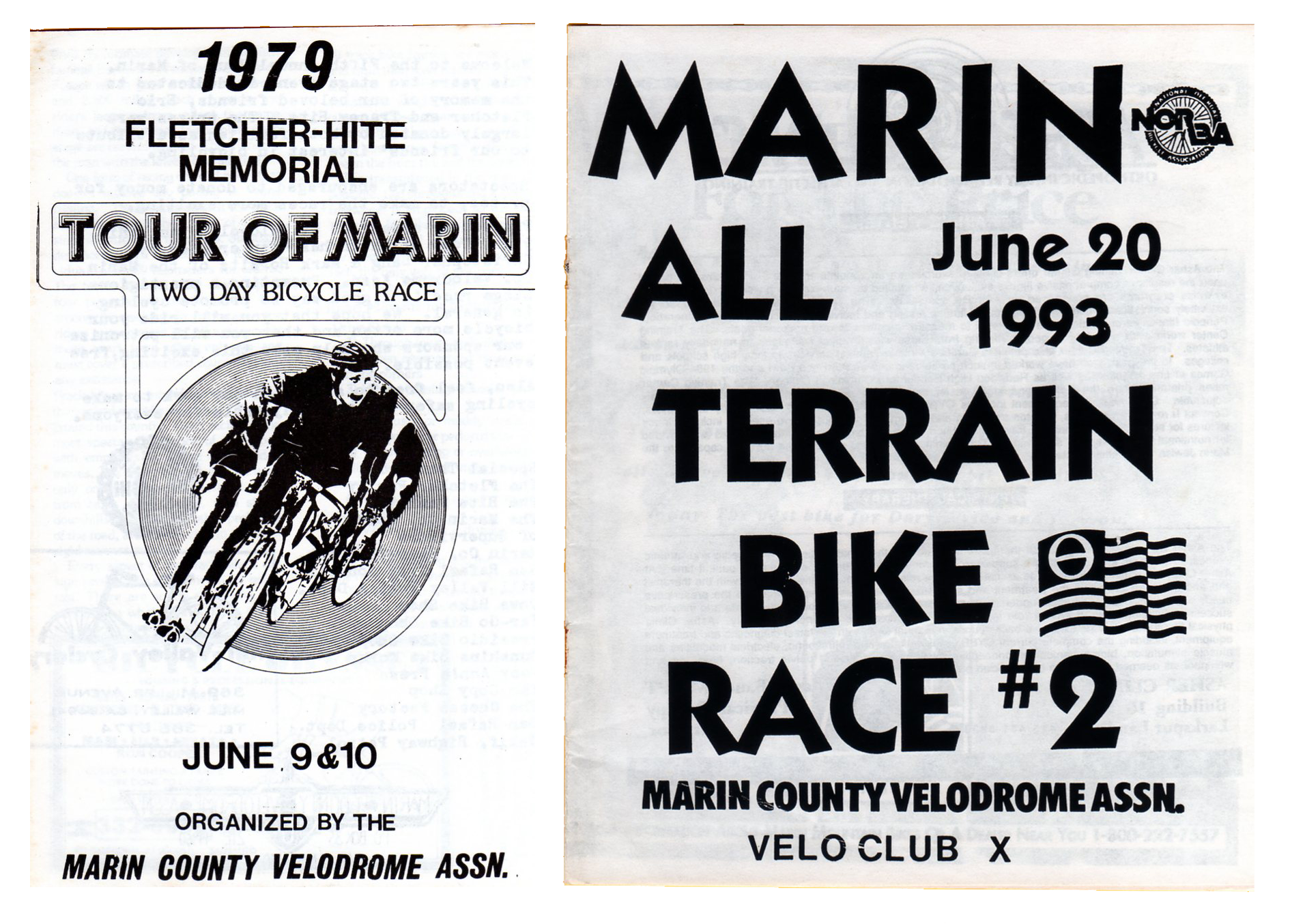 Marin All Terrain & Tour of M