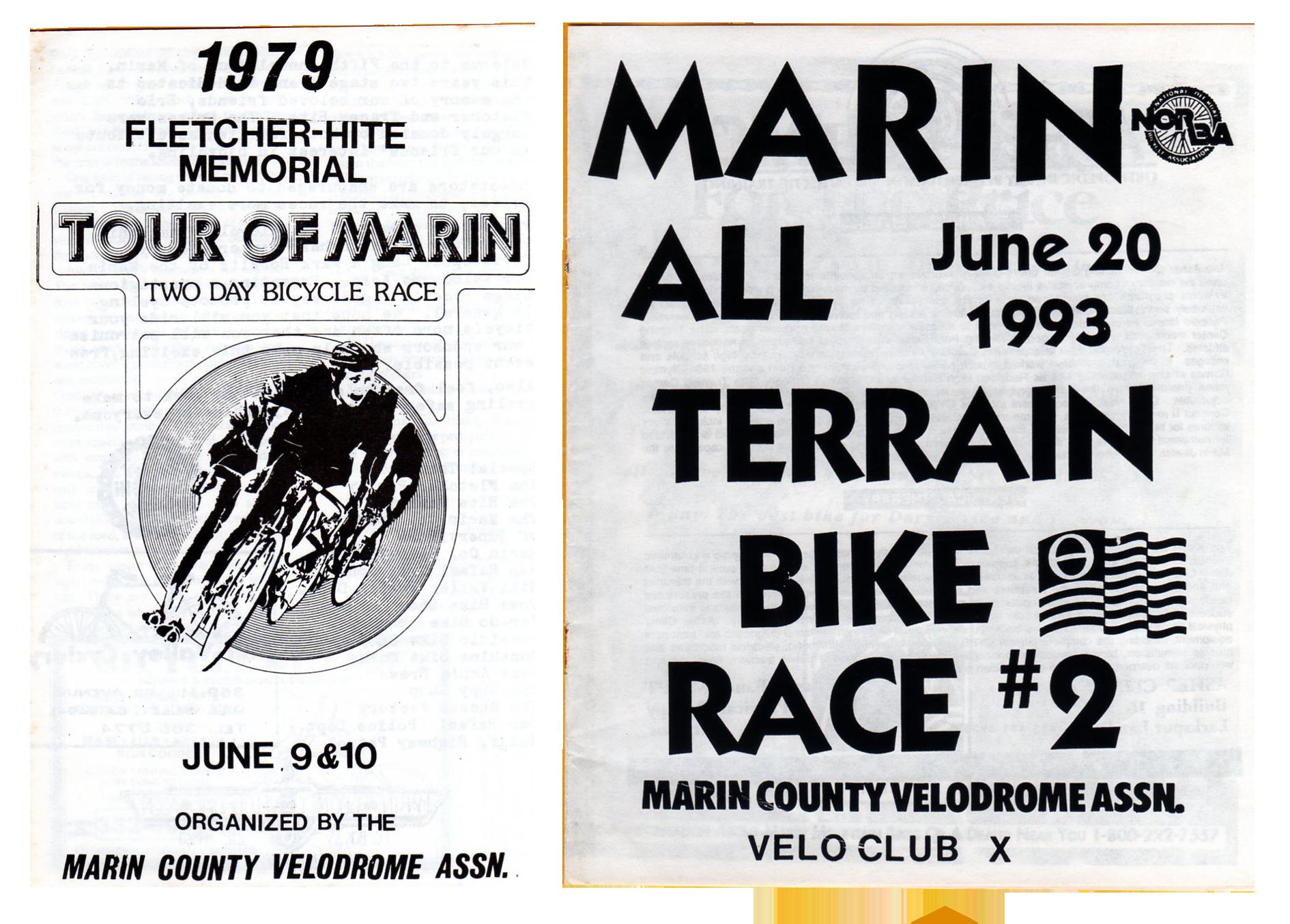 Marin All Terrain & Tour of M